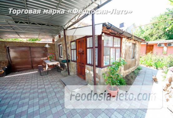 Дом в Феодосии рядом с Черноморской набережной, ул. Насыпная - фотография № 9