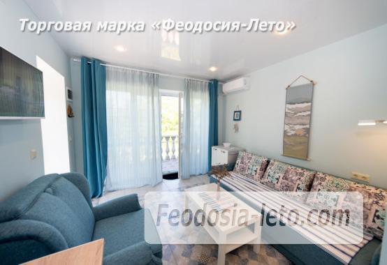 Дом в Феодосии с видом на море, улица 30 Стрелковой дивизии - фотография № 1