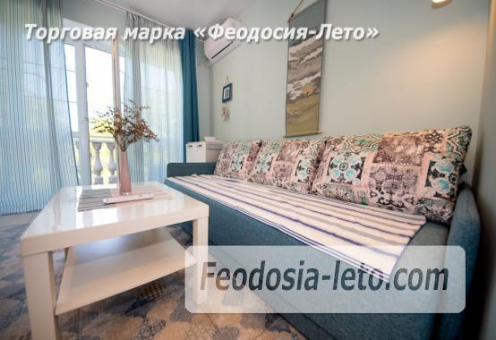 Дом в Феодосии с видом на море, улица 30 Стрелковой дивизии - фотография № 3