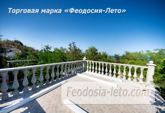 Дом в Феодосии с видом на море, улица 30 Стрелковой дивизии - фотография № 8