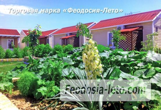 Частный сектор в посёлке Береговом Феодосия, улица Коронелли - фотография № 1