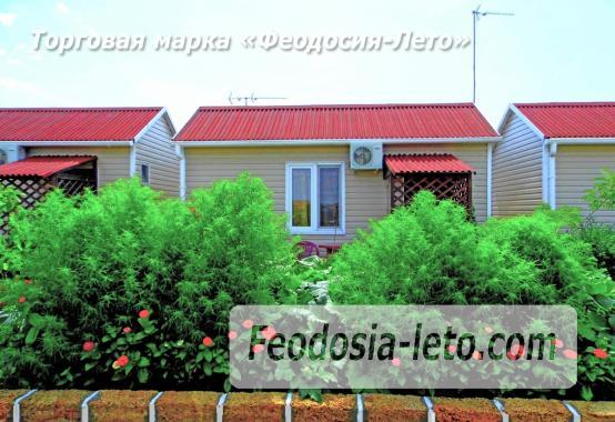 Частный сектор в посёлке Береговом Феодосия, улица Коронелли - фотография № 4