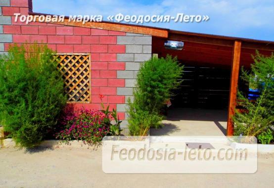 Частный сектор в посёлке Береговом Феодосия, улица Коронелли - фотография № 12