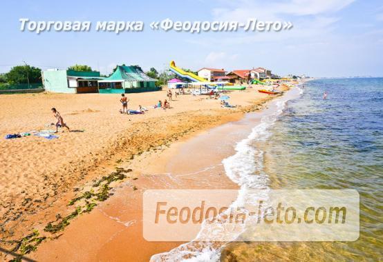 Домики на Золотом пляже в Феодосии в 50 метрах от моря - фотография № 7