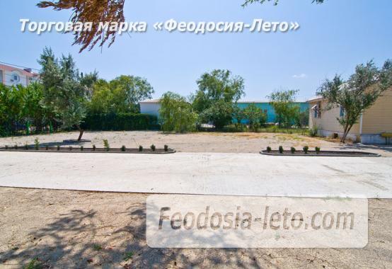Домики на Золотом пляже в Феодосии в 50 метрах от моря - фотография № 21