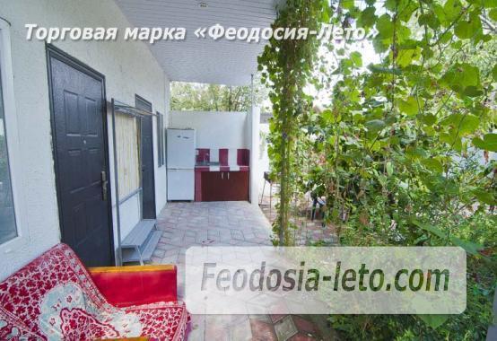 Два номера в частном секторе в Феодосии на улице Московская - фотография № 1