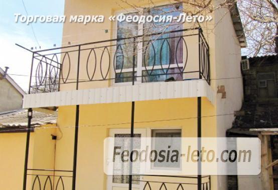 Двухэтажный коттедж в Феодосии, улица Чехова - фотография № 1