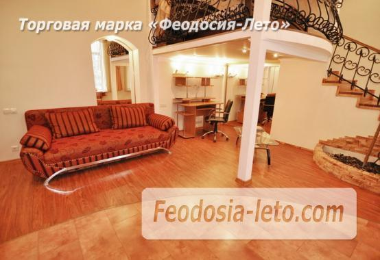 Двухуровневая однокомнатная квартира в Феодосии, улица Украинская, 5 - фотография № 14