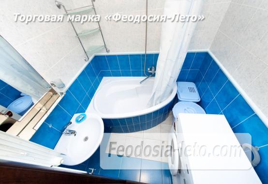 2-комнатная квартира на Золотом пляже в Феодосии - фотография № 19