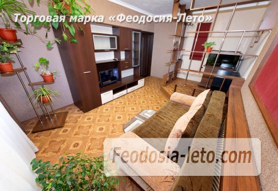 2-комнатная квартира на Золотом пляже в Феодосии - фотография № 3