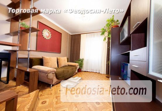 2-комнатная квартира на Золотом пляже в Феодосии - фотография № 5