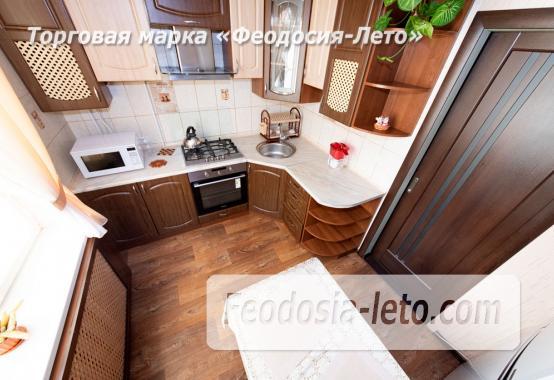 2-комнатная квартира на Золотом пляже в Феодосии - фотография № 12