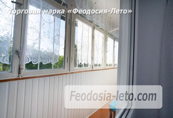 2-комнатная квартира на Золотом пляже в Феодосии - фотография № 13
