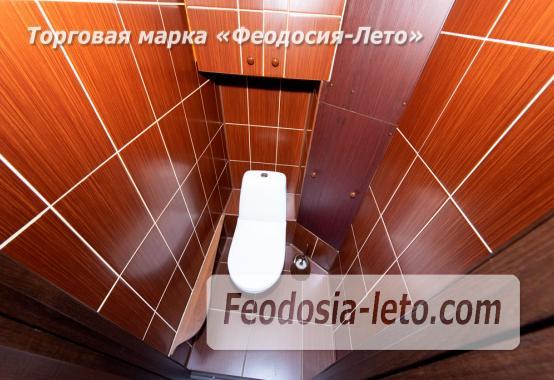 2-комнатная квартира на Золотом пляже в Феодосии - фотография № 18
