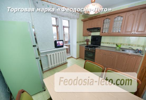 3 комнатная квартира в Феодосии, переулок Колхозный, 7 - фотография № 15