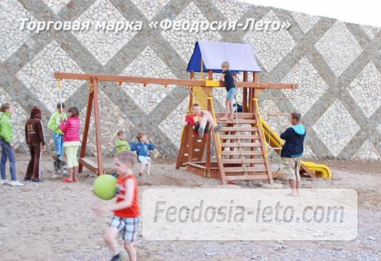 Эллинг в кооперативе Катран в Двуякорной бухте п. Орджоникидзе - фотография № 22