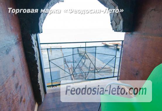 Эллинг в Феодосии на Мысе Ильи - фотография № 29