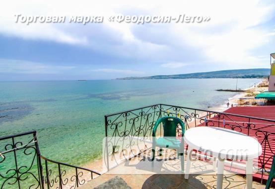 Эллинг в Феодосии на первой линии Черноморская набережная - фотография № 2