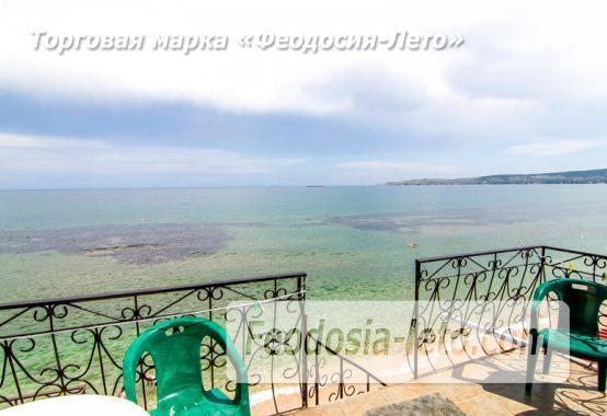 Эллинг в Феодосии на первой линии Черноморская набережная - фотография № 1