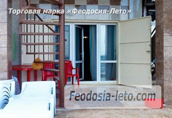 Эллинг в Феодосии на первой линии Черноморская набережная - фотография № 20