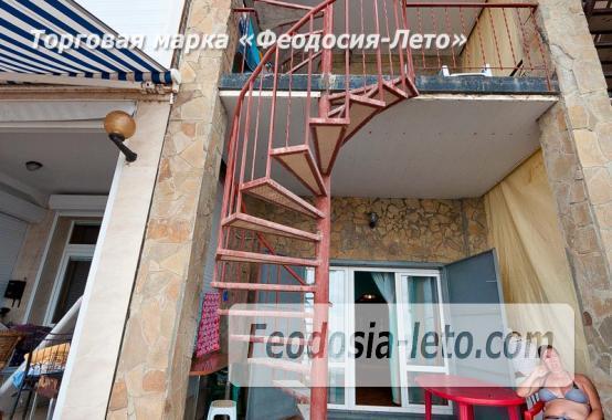 Эллинг в Феодосии на первой линии Черноморская набережная - фотография № 22