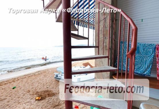 Эллинг в Феодосии на первой линии Черноморская набережная - фотография № 23