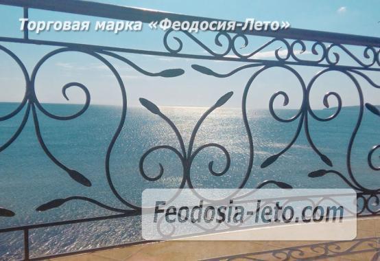 Эллинг  в Феодосия на Золотом пляже - фотография № 2