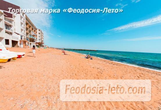 Эллинг  в Феодосия на Золотом пляже - фотография № 8
