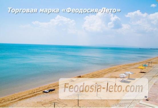 Эллинг Приморец на песчаной Балке в посёлке Приморский - фотография № 2