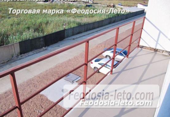 Эллинг Приморец на песчаной Балке в посёлке Приморский - фотография № 9