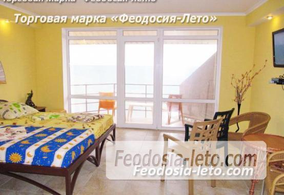 Эллинг Приморец на песчаной Балке в посёлке Приморский - фотография № 15