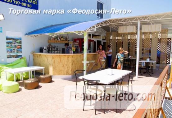 Эллинг Приморец на песчаной Балке в посёлке Приморский - фотография № 11