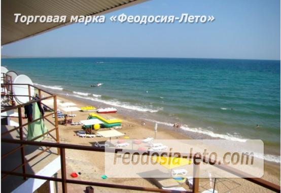Эллинг Приморец на песчаной Балке в п. Приморский Крым - фотография № 26