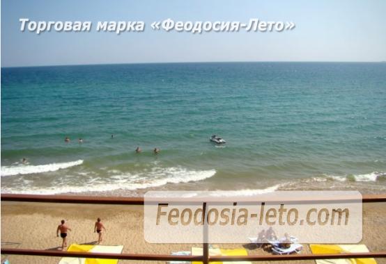 Эллинг Приморец на песчаной Балке в п. Приморский Крым - фотография № 27