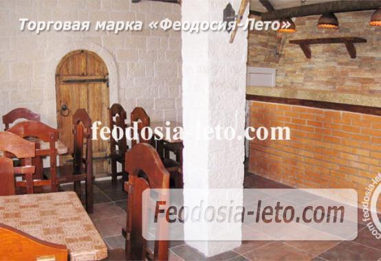 Эллинги в Феодосии рядом с Генуэзской крепостью - фотография № 7