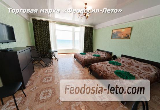 Эллинги в п. Приморский Феодосия с кухней на берегу моря - фотография № 13