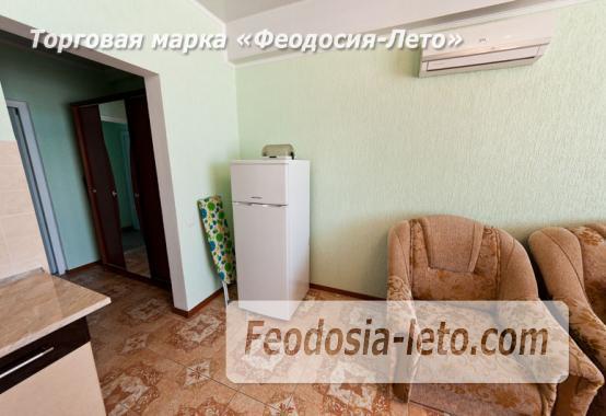 Эллинги в п. Приморский Феодосия с кухней на берегу моря - фотография № 22