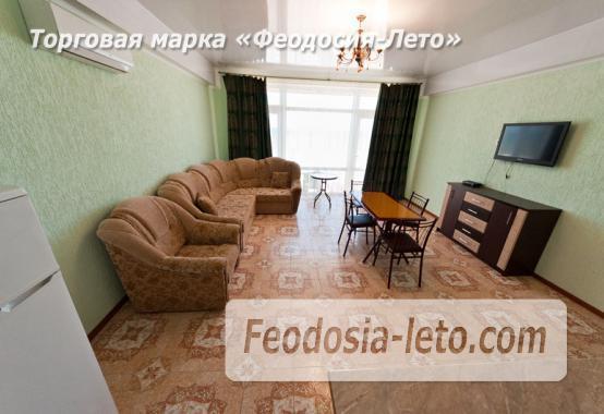 Эллинги в п. Приморский Феодосия с кухней на берегу моря - фотография № 24