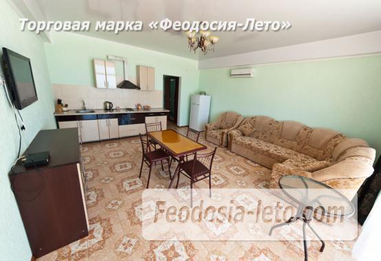 Эллинги в п. Приморский Феодосия с кухней на берегу моря - фотография № 25
