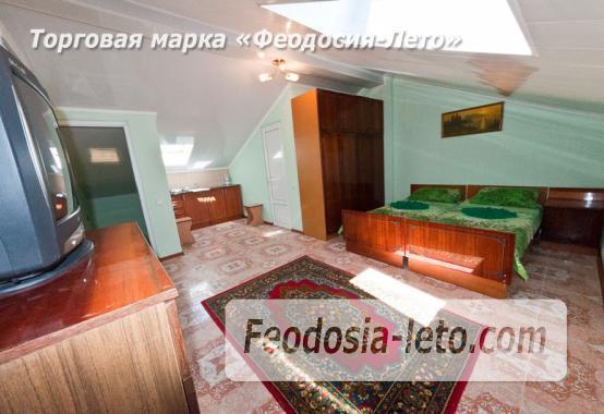 Эллинги в п. Приморский Феодосия с кухней на берегу моря - фотография № 27
