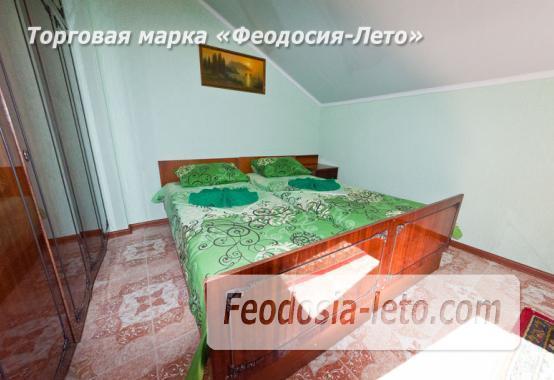 Эллинги в п. Приморский Феодосия с кухней на берегу моря - фотография № 28