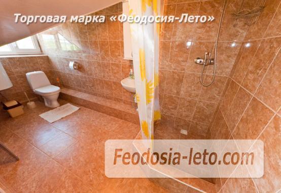 Эллинги в п. Приморский Феодосия с кухней на берегу моря - фотография № 29