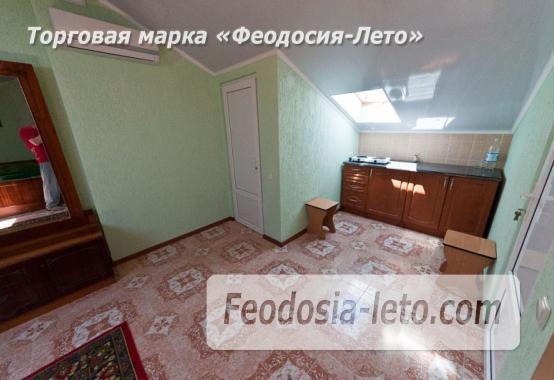 Эллинги в п. Приморский Феодосия с кухней на берегу моря - фотография № 30