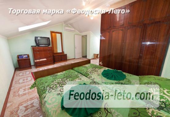 Эллинги в п. Приморский Феодосия с кухней на берегу моря - фотография № 31