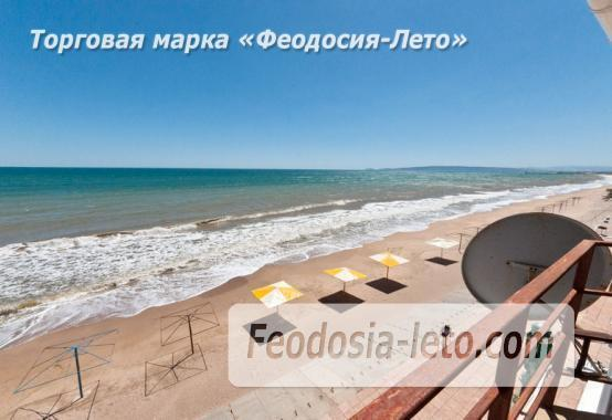 Эллинги в п. Приморский Феодосия с кухней на берегу моря - фотография № 33