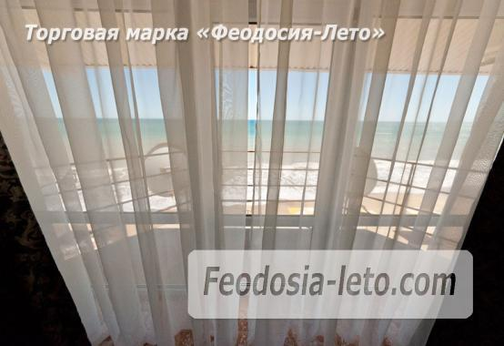 Эллинги в п. Приморский Феодосия с кухней на берегу моря - фотография № 34