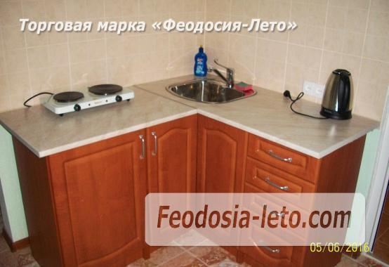 Эллинги в п. Приморский Феодосия с кухней на берегу моря - фотография № 35
