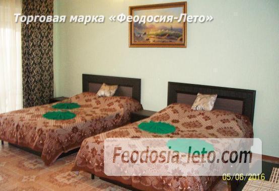 Эллинги в п. Приморский Феодосия с кухней на берегу моря - фотография № 36