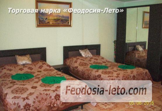 Эллинги в п. Приморский Феодосия с кухней на берегу моря - фотография № 37