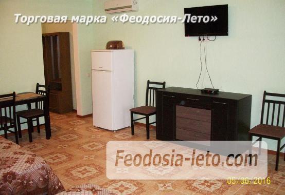 Эллинги в п. Приморский Феодосия с кухней на берегу моря - фотография № 38